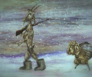Про козла и барана